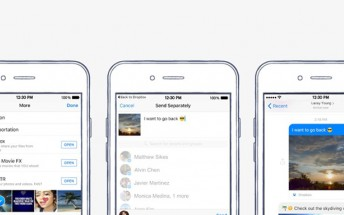 Dropbox announces Facebook Messenger integration