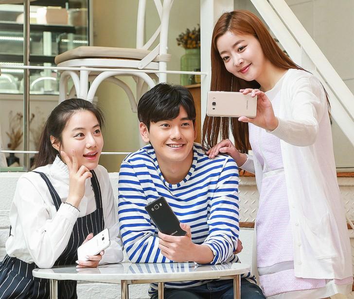 Samsung Brings Galaxy J5 2016 And J7 To South Korea