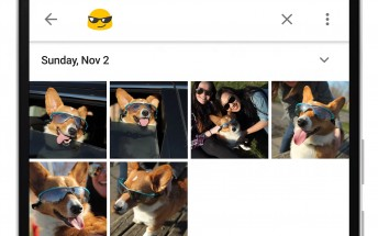 Google Photos lets you search with emoji