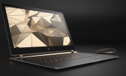 The HP Spectre 13.3 is a 10.4mm razor-sharp laptop that you can actually get with a diamond finish