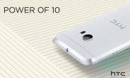 HTC 10 arrives with 12MP UltraPixel camera, BoomSound speakers