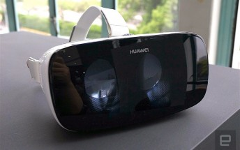 Huawei announces its own VR headset, complete with 360-degree sound