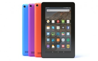 Amazon Kindle Fire 7 gets three new colors, 16GB version for $69.99