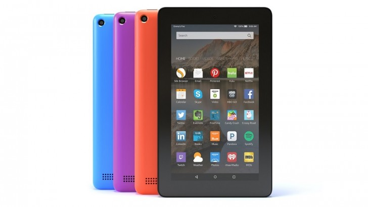 Amazon Kindle Fire 7 Currently Going For 33 In Us Gsmarena Blog