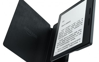 Amazon Kindle Oasis leaks ahead of unveiling this week