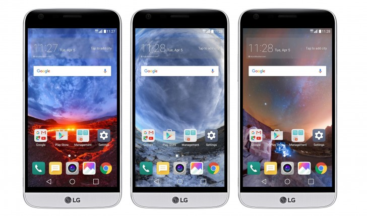 360 Degree Spherical Wallpapers Now Available For Your Lg G5