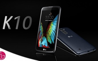 LG launches K7 and K10 in India