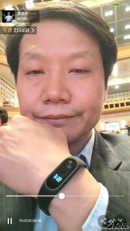 Xiaomi CEO teases next-gen Mi Band - GSMArena blog