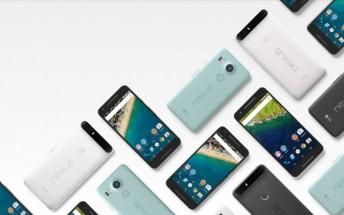 Nexus 5X and 6P receive $50 price cut