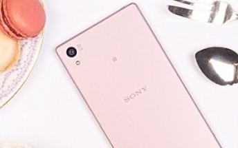 Sony rumored to announce Pink Xperia Z5 Premium tomorrow