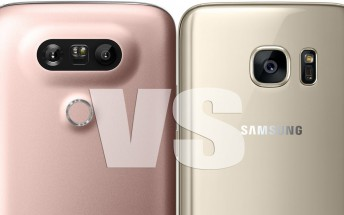 Weekly poll: LG G5 vs Samsung Galaxy S7