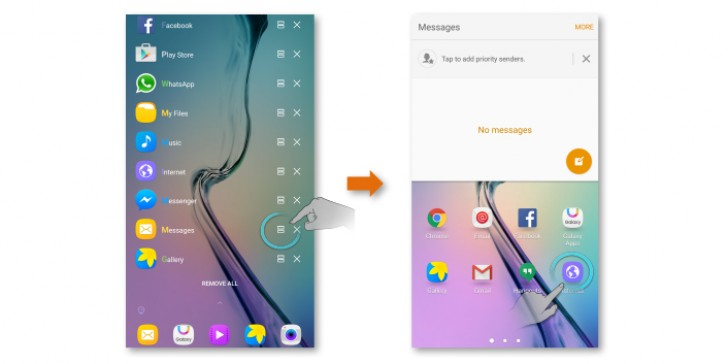 Samsung's Good Lock is a smart, feature-loaded lockscreen