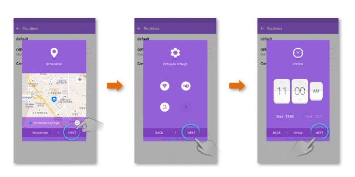 Samsung's Good Lock is a smart, feature-loaded lockscreen - GSMArena
