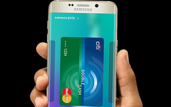 Make your first 3 Samsung Pay purchases between April 15 and May 10, and get a $30 gift card