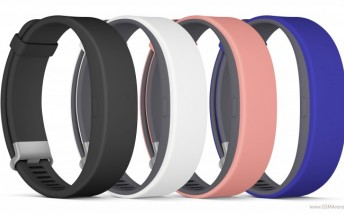 New SmartBand 2 update makes sure you don't sit still for too long