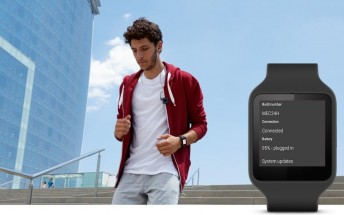 Sony SmartWatch 3 is getting the Marshmallow update right now