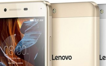 Lenovo Vibe K5 now available for pre-order in Europe