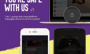 Viber update brings end-to-end encryption and hidden chats