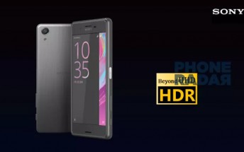 Sony Xperia X Premium reportedly coming with HDR display