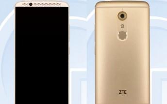 ZTE Axon 2 leaked by TENAA, Snapdragon 820 confirmed