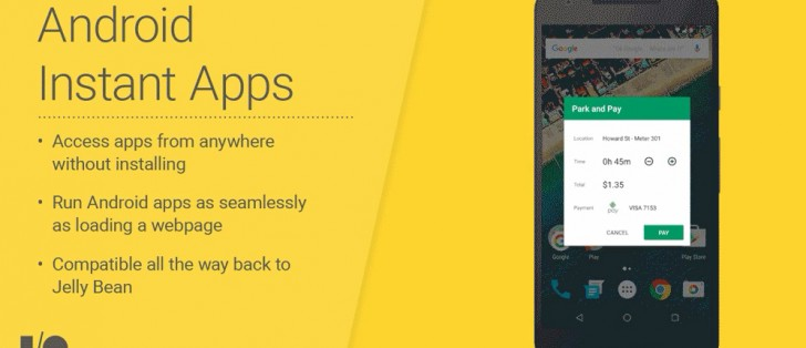 Google reveals Android Instant Apps, which run without ...