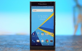 T-Mobile stops selling BlackBerry Priv on its website