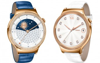 Huawei Watch variants 'Jewel' and 'Elegant' now available in the US