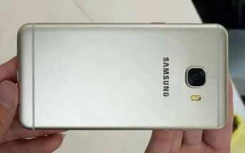 Samsung Galaxy C5 photos leak yet again