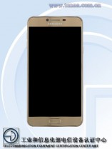 Samsung Galaxy C7 (photos by TENAA)