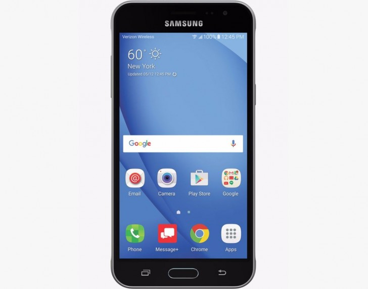 Verizon releases the Samsung Galaxy J3 (2016), yours for