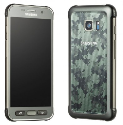 Samsung Galaxy S7 Active (leaked render)