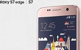 Samsung launches new 'Asiana' variant of Galaxy S7