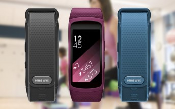 The Samsung Gear Fit 2 may launch as soon as next month