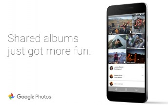 Shared albums in Google Photos get comments, smart suggestions