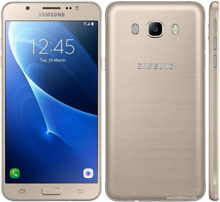 Samsung j5 6 rose gold