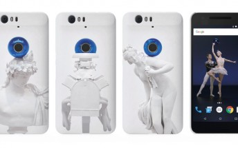 Google outs limited edition Jeff Koons live cases for the Nexus 5X and 6P