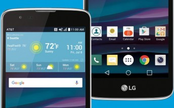 AT&T launches LG Phoenix 2 with quad-core SoC, Android 6.0 Marshmallow