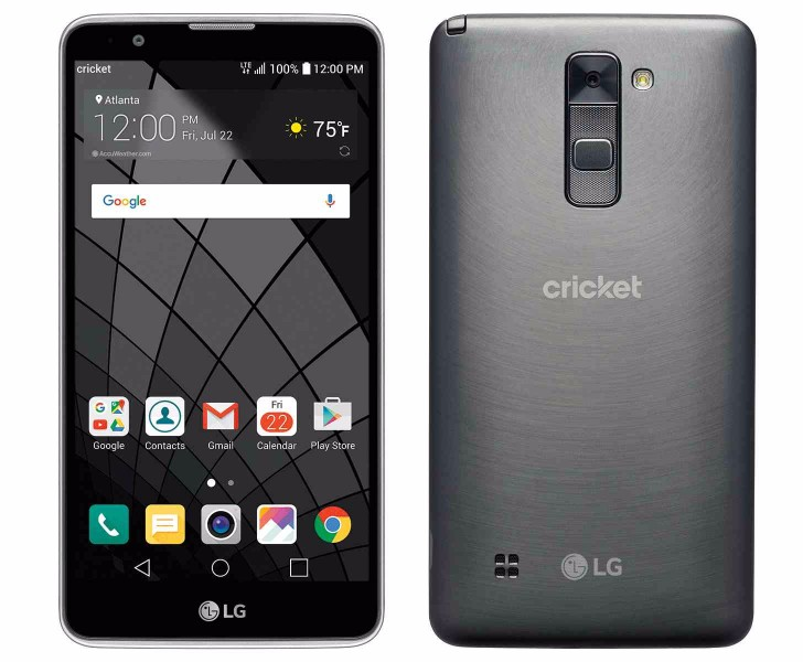 Lg Stylo 2 Is Headed To Cricket Arrives On May 13