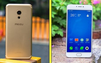 Meizu Pro 6 and m3 note battery life tests