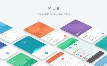 MIUI8 is official with fresh look and late June availability