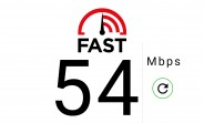 Netflix launches fast.com, a simple speed test website