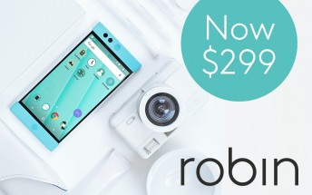 Nextbit Robin now available on Amazon, $100 off for limited time