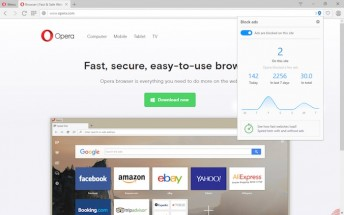 Opera gets native ad-blocker in latest version