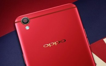FC Barcelona Edition of the Oppo F1 Plus leaked