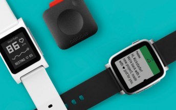Pebble 2 and Pebble Time 2 unveiled with heart rate monitors