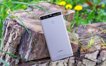Huawei P9 goes global