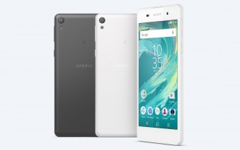 Sony Xperia E5 goes official with 5