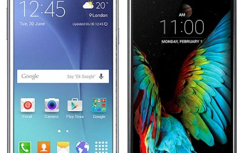 Samsung Galaxy J7 and LG K10 land at T-Mobile on May 18, leak says