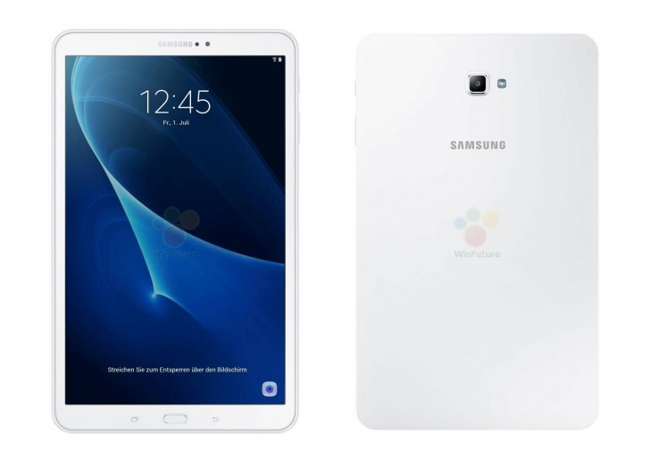 Samsung Galaxy Tab A 10.1 (2016) gets fully revealed in ...