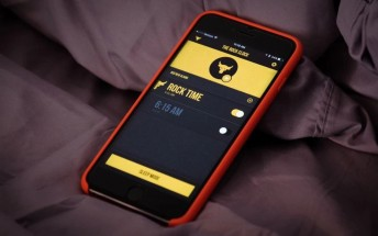 The Rock made an alarm clock app for your phone